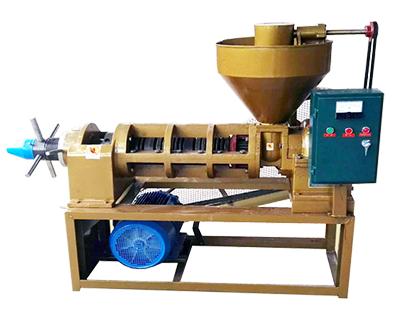 静音温控系列榨油机